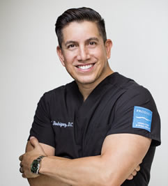 Culver City Chiropractor Dr Rodriguez